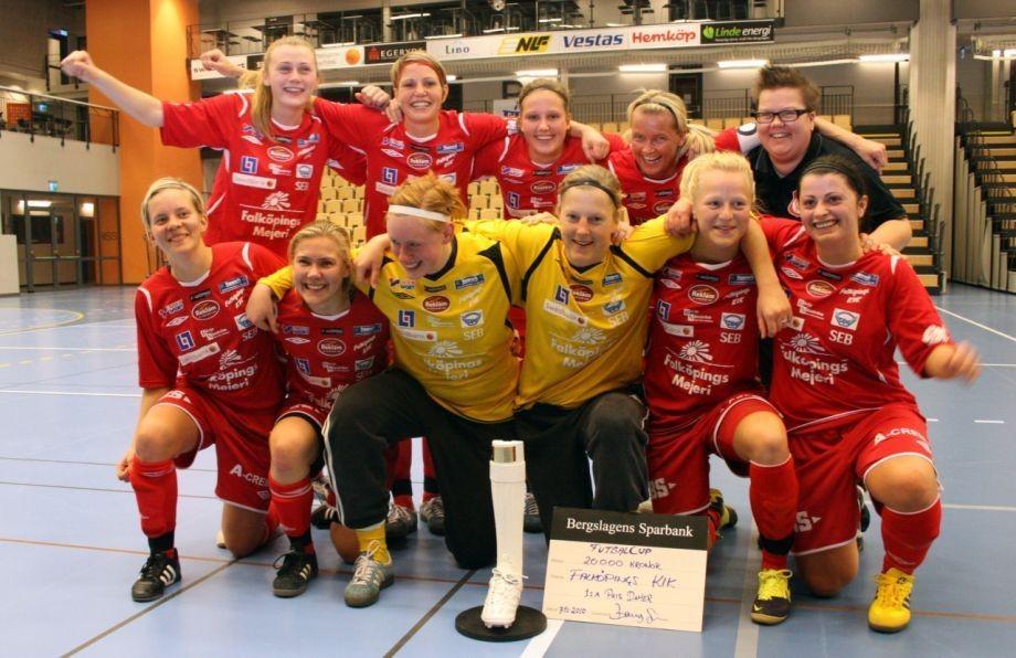 Bergslagens Sparbank FutsalCup �r avslutad | Fr�vi IK FutsalCup