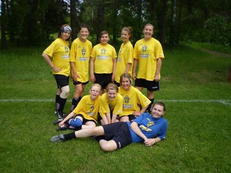 Landslagets Fotbollsskola 2009