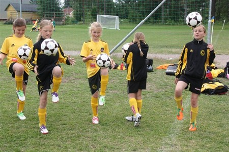 Fotbollskolan 2011