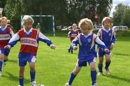 Fotbollens dag 2007