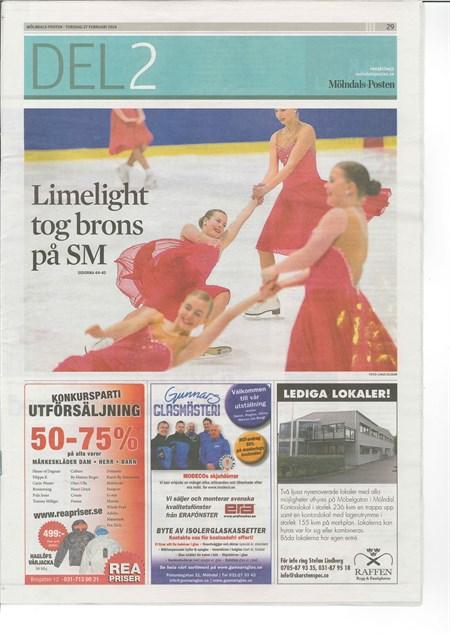 Mölndals-Posten 2014-02-27