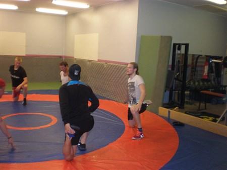 Fys träning 2014