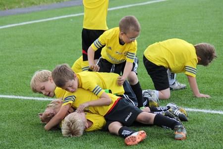2014 Landslagets fotbollsskola