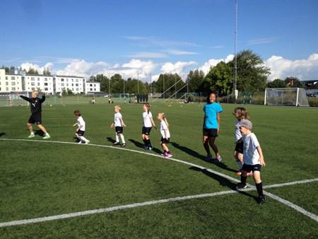 Fotbollsskola 2014