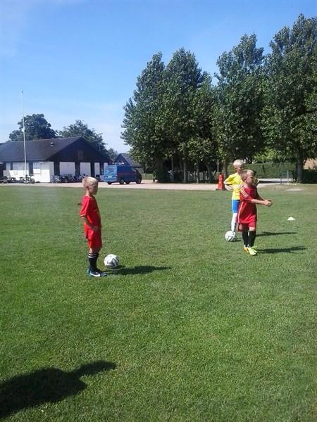 Fotbollskolan 2014