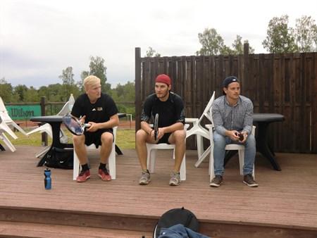 Tennisturnering 2014
