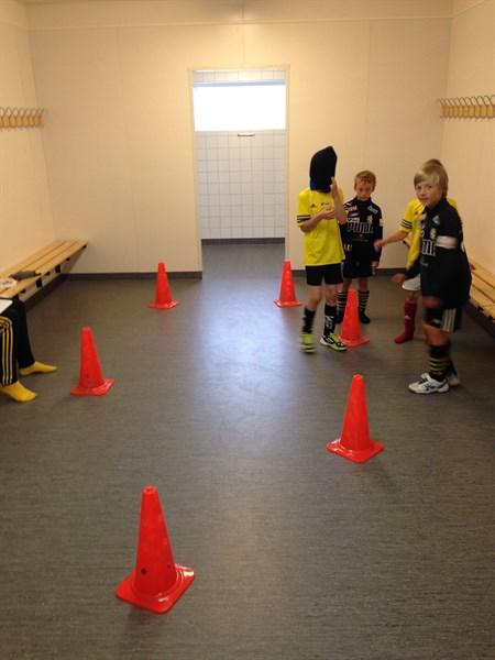 Landslagets Fotbollsskola 2014