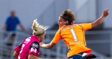 Kungsbacka DFF - Jitex Svenska Cupen 2014