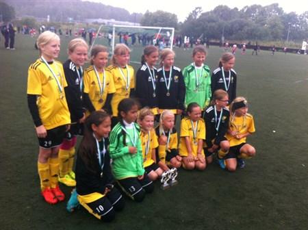 F04 på ICA Skona Cup 2014