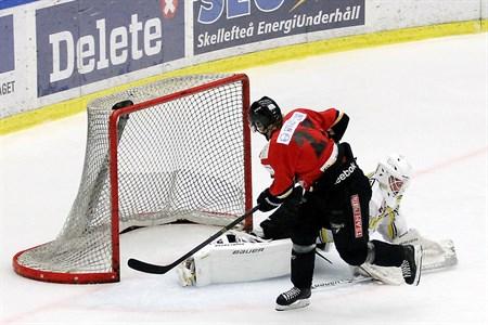 20140816 SK Lejon - Vännäs HC