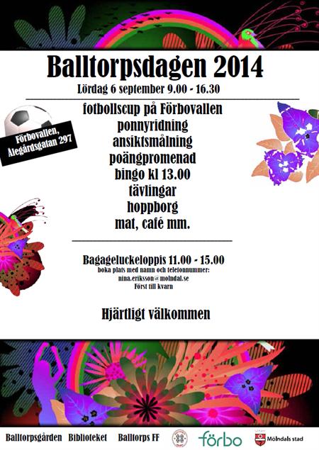 Balltorpsdagen 2014