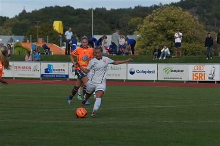 2014 Dam A - Seriematch Kungsbacka (b)