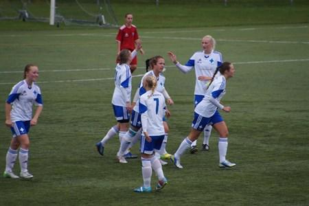 IFK Kumla dam - IFK Västerås FK,21/9.2014
