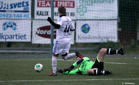 IFK Kalix - HFF 2-0 2014