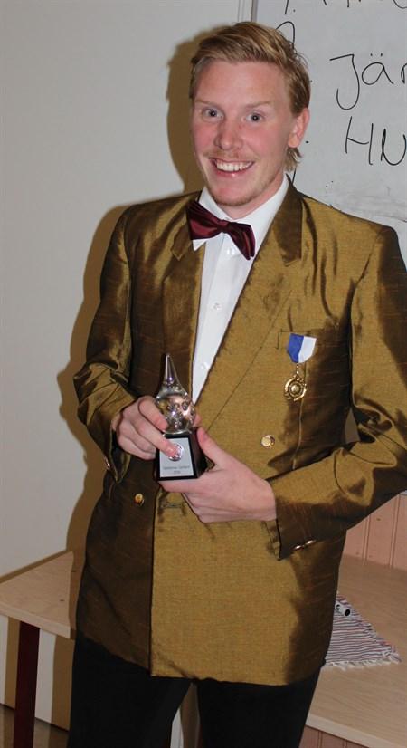 Årets pristagare 2014