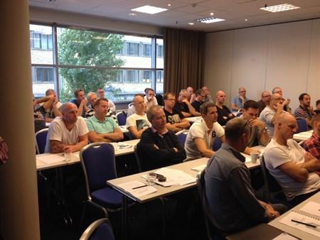 HvGIF-ledare i Göteborg 18-19 oktober 2014