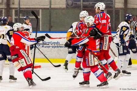 Forshaga IF vs Borlänge HF 2014-10-26