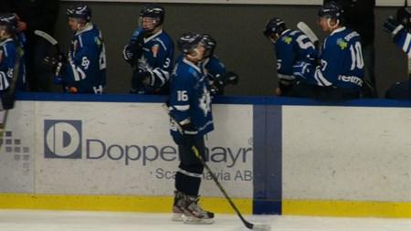 Sunne IK vs Olsäters SK 2014-11-07