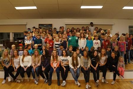 Ungdomsavslutning 2014