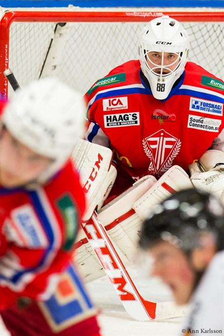Forshaga IF vs Kumla HC 2014-11-16, Foto Ann