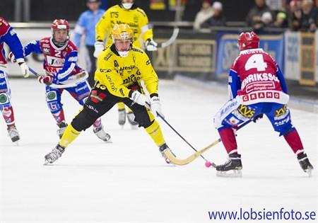 Vetlanda BK-IFK Kungälv 19/11-2014