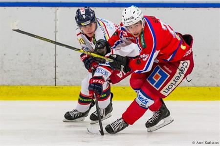 Forshaga IF vs Västerviks IK 2014-11-23 Foto Ann