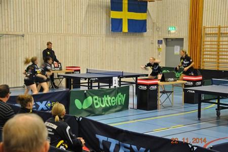 Elitseriematch Åsa Pingis