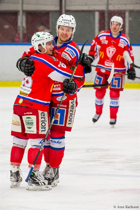 Forshaga IF vs Vimmerby HC 2014-11-30 Foto Ann