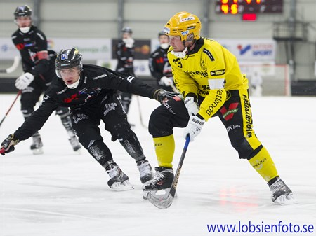 Vetlanda BK- Tillberga 10/1-2015