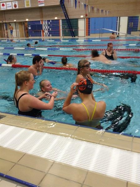 Utbildning för simskoleinstruktörer