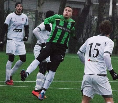 Högaborgs BK-FC Rosengård 21-2-2015