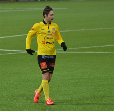 BKF-Karlstads BK 1-0